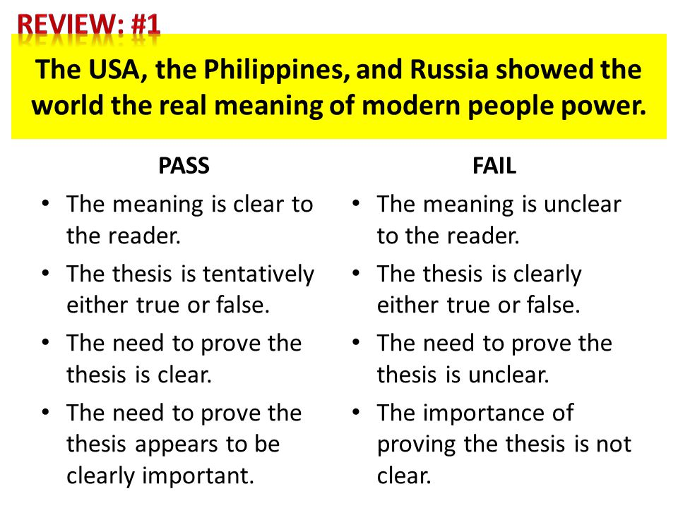 The USA, the Philippines, and Russia showed the world the real meaning of modern people power.