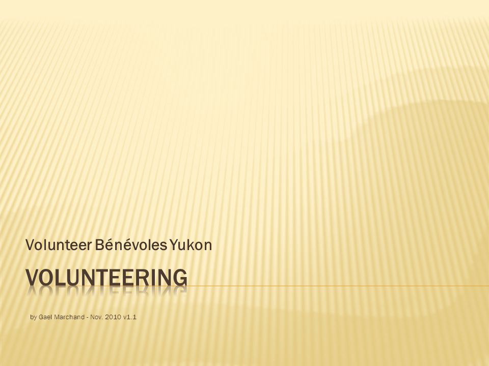Volunteering is about giving your time, energy and skills freely.
