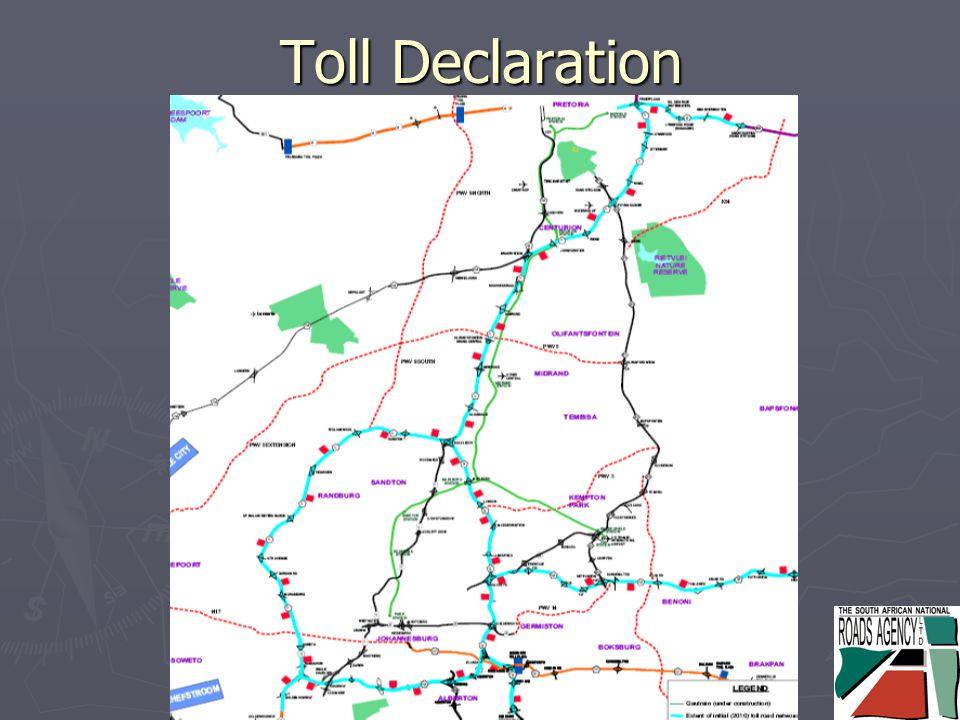 Toll Declaration