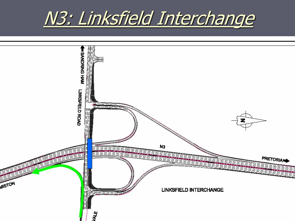 N3: Linksfield Interchange
