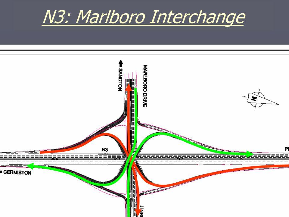 ► N3: Marlboro Interchange