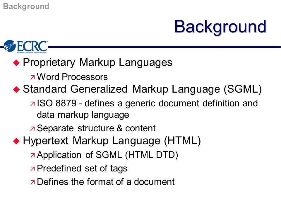XML/EDI XML/EDI Example 1 N1*SH*ABC Systems*1*1234567*07*SH SH ABC Systems 1 1234567 07 SH