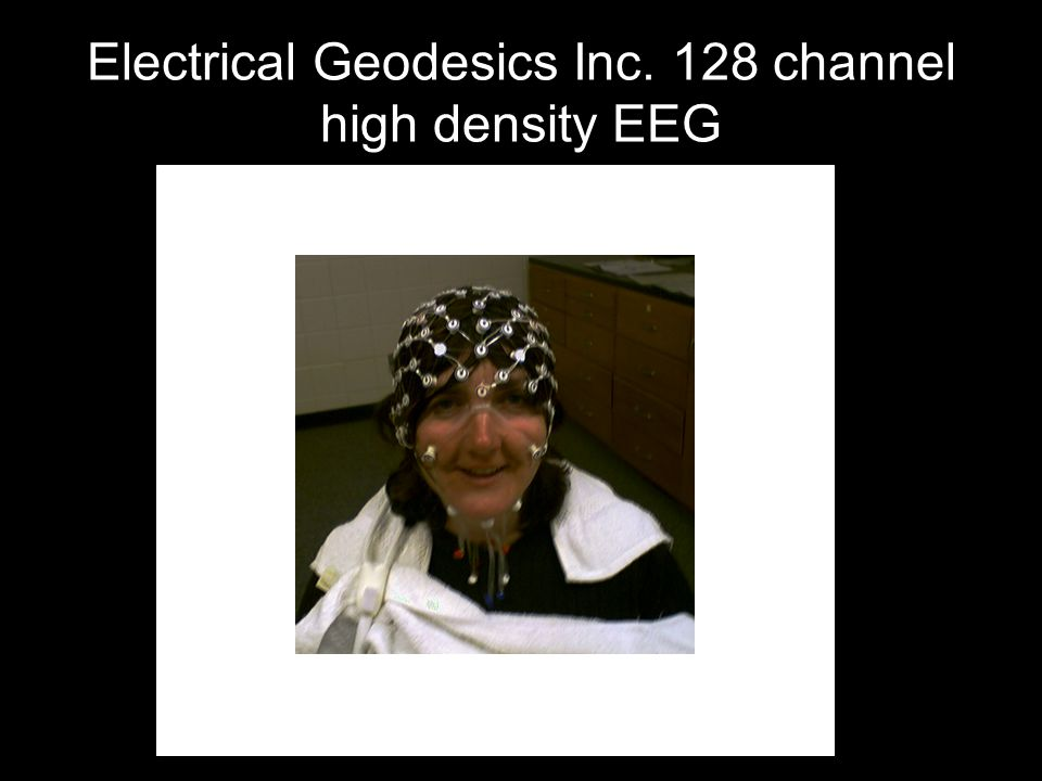 Electrical Geodesics Inc. 128 channel high density EEG
