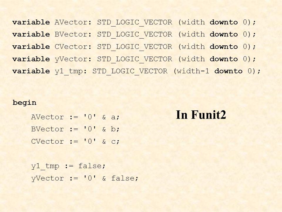 when 011101 =>-- mpp if b(0) = 1 then yVector := AVector + CVector; else yVector := AVector; end if; y <= yVector(width downto 1); y1 <= yVector(0) & b(width-1 downto 1); mpp (multiply partial product) if N(0) = 1 then adsh else sh end if; TN N2