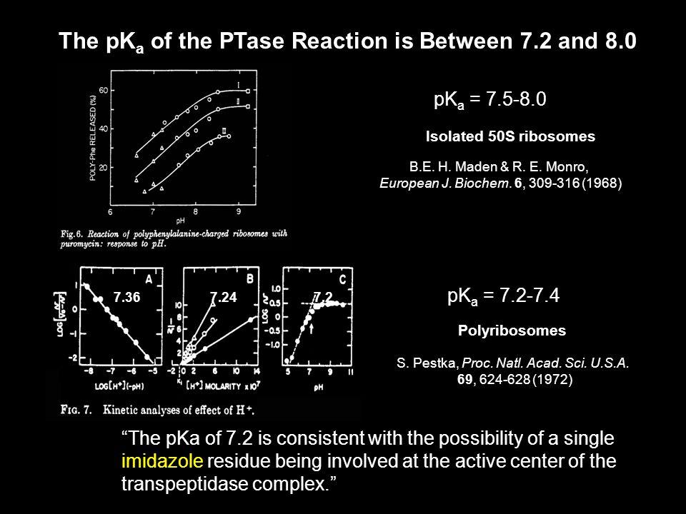 Further experiments to refine the A2451 pK a interpretation: 1.
