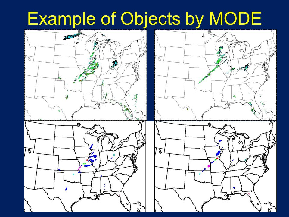 Example of Objects by MODE 5