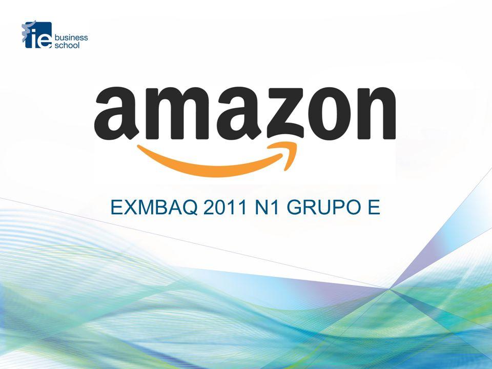 EXMBAQ 2011 N1 GRUPO E   2 Just a digital shop …