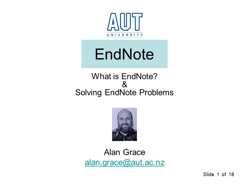 Slide 2 of 18 Don't write heaps of notes.