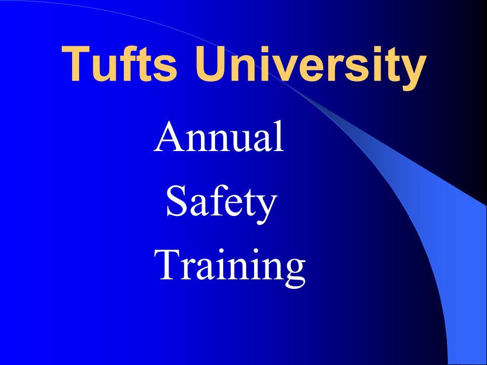 Employee Information and Training Employee safety information and training program is reviewed regularly.