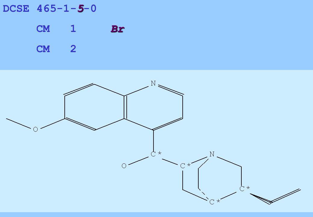 167 5 DCSE 465-1-5-0 Br CM 1 Br CM 2
