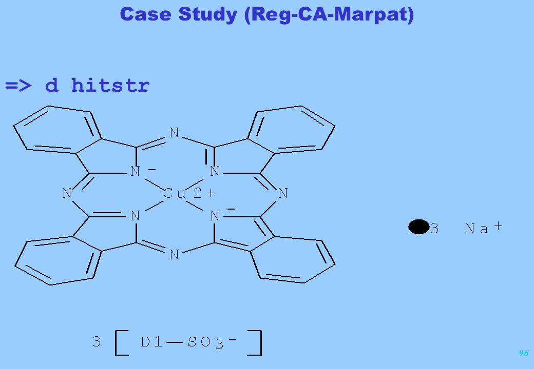 96 => d hitstr Case Study (Reg-CA-Marpat)