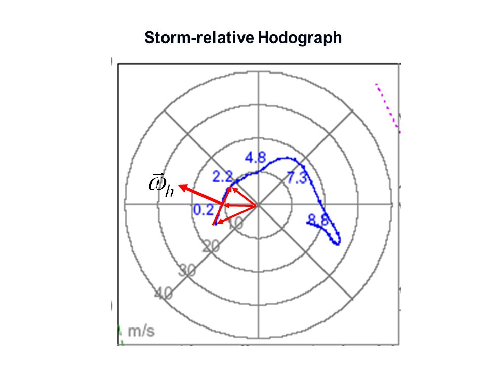 Storm-relative Hodograph