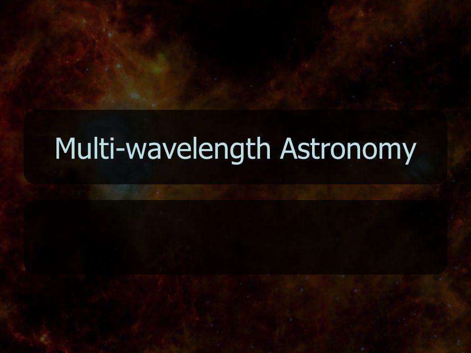 Multi-wavelength Astronomy