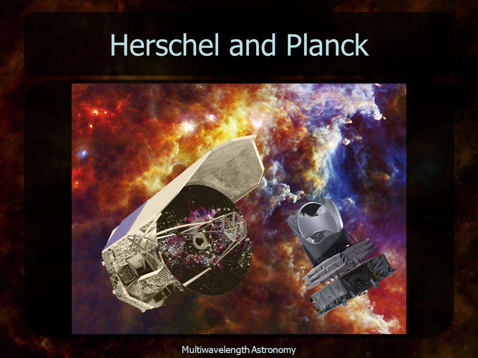 Multiwavelength Astronomy Herschel and Planck