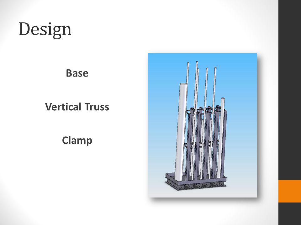 Design Base Vertical Truss Clamp