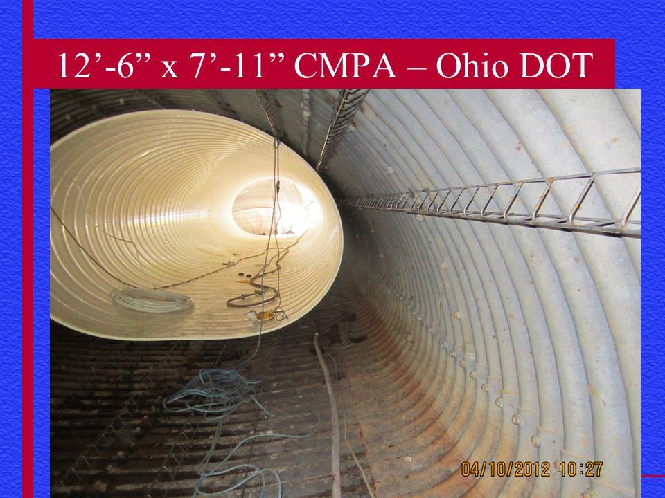 www.danbyrehab.com 12'-6 x 7'-11 CMPA – Ohio DOT
