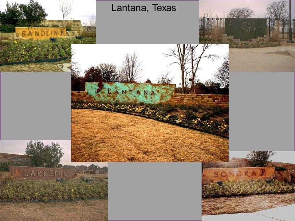 Lantana, Texas