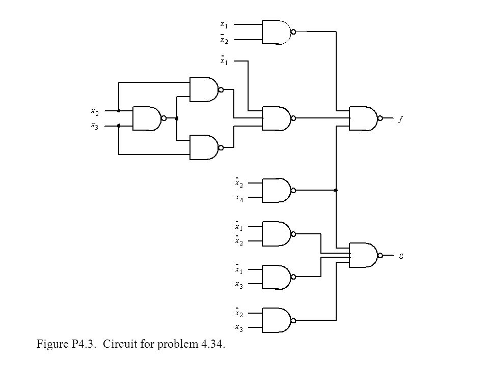 Figure P4.3. Circuit for problem 4.34.
