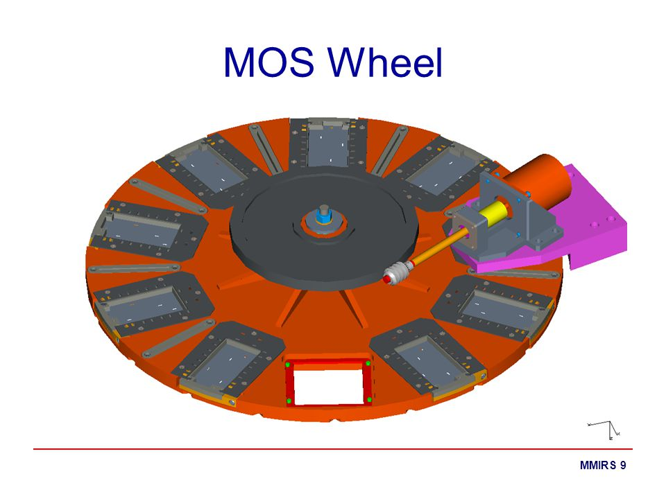 MMIRS 9 MOS Wheel