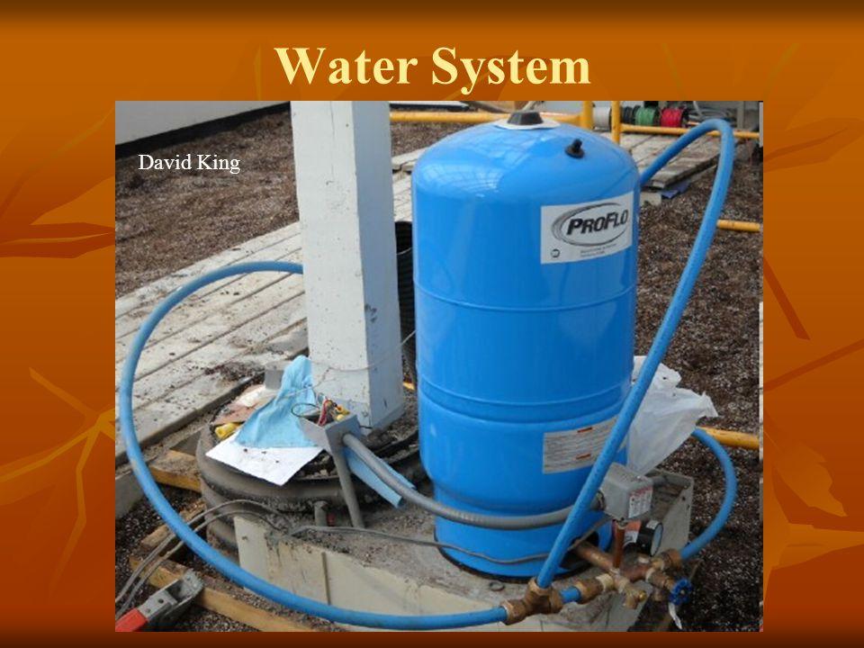 Water System David King