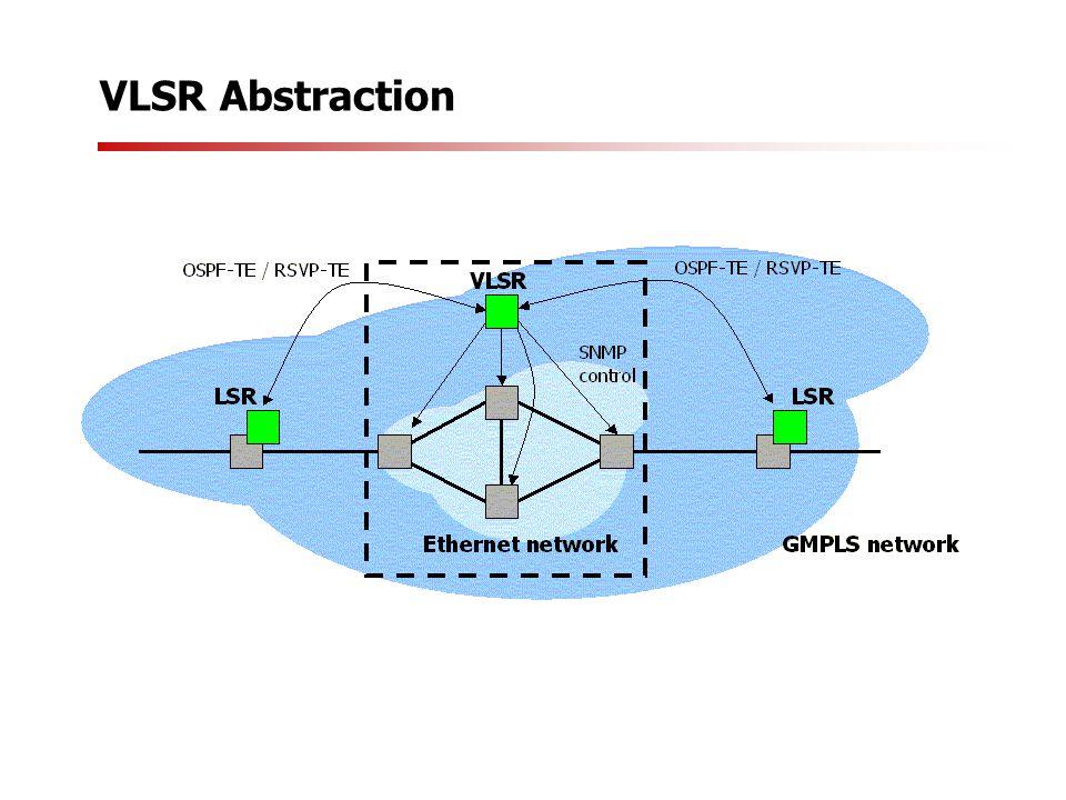 VLSR Abstraction