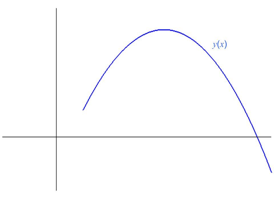 y(x)y(x)