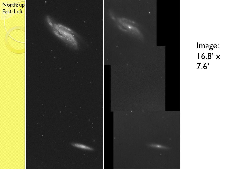 Final Image Image: 16.8' x 7.6' North: up East: Left