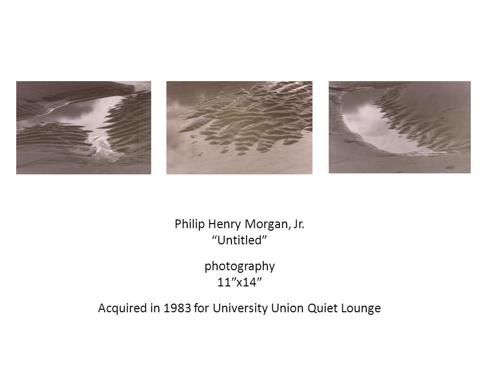 Philip Henry Morgan, Jr.