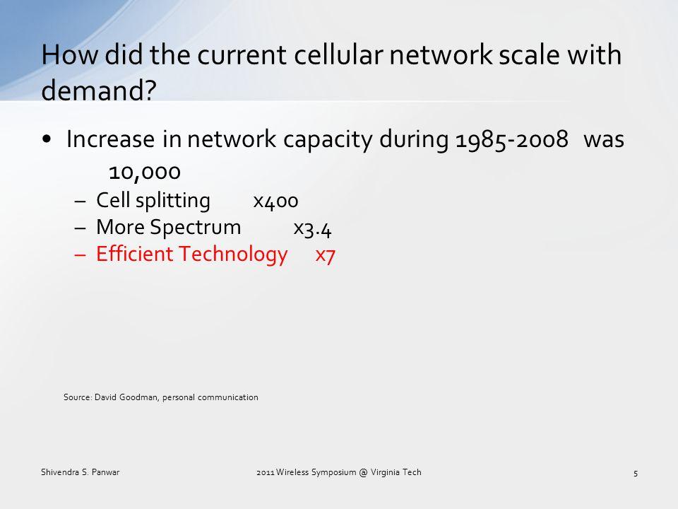Emerging Cellular Model Open Access Heterogeneous Scalable Self-organizing De-centralized Shivendra S.