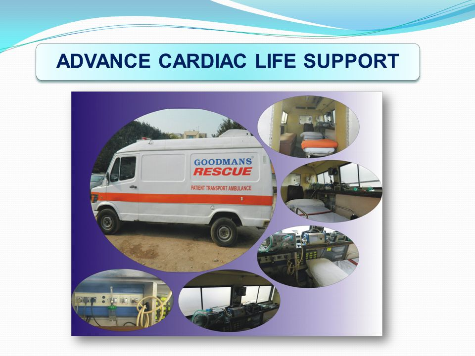ADVANCE CARDIAC LIFE SUPPORT