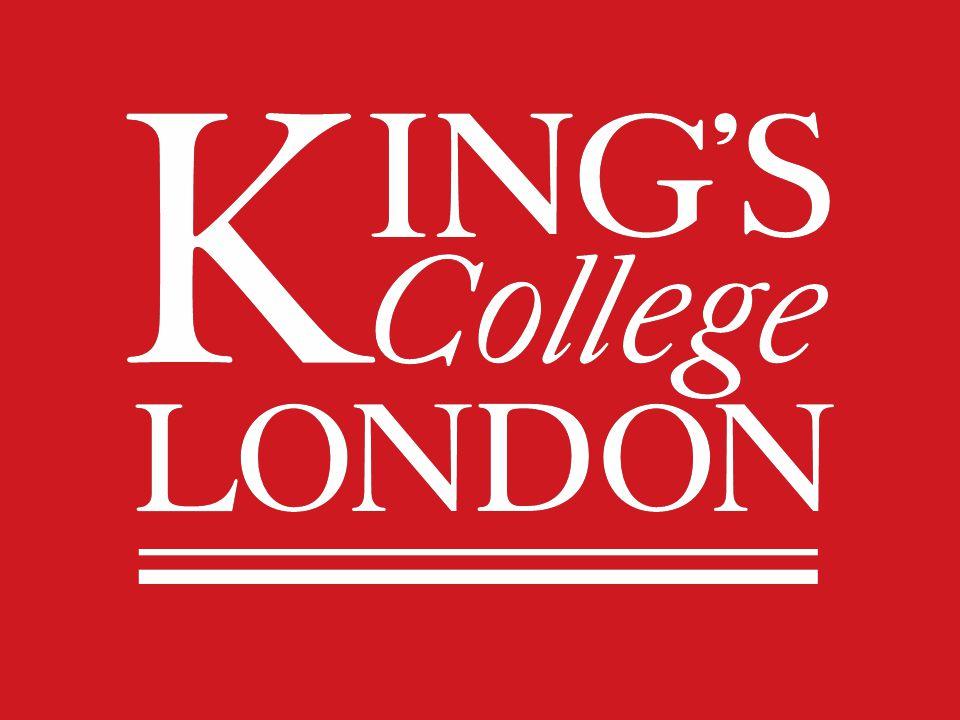 Allison Hunter Deputy School Resource Manager King's College London Tel 020 7848 6163 Email allison.s.hunter@kcl.ac.uk