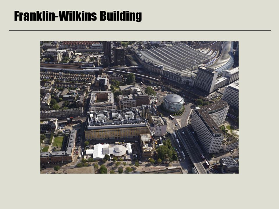Franklin-Wilkins Building