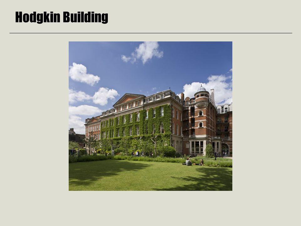 Hodgkin Building