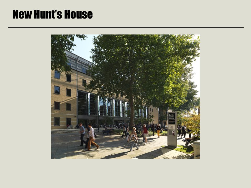 New Hunt's House