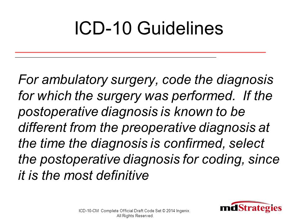 Fracture Encounters ICD-10-CM Complete Official Draft Code Set © 2014 Ingenix.