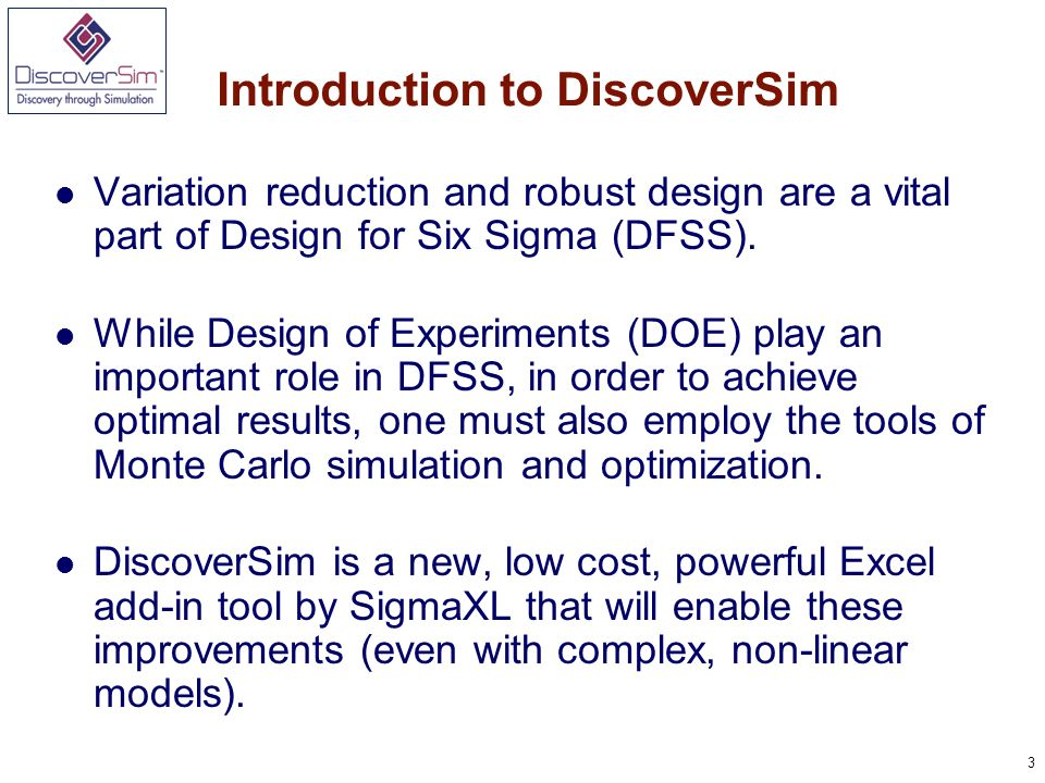 4 Introduction to DiscoverSim