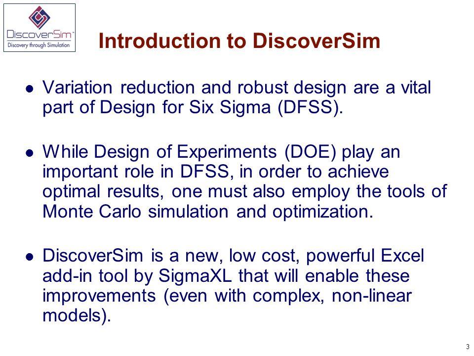 14 Optimization: Stochastic Versus Deterministic Monte-Carlo simulation enables you to quantify risk, whereas stochastic optimization enables you to minimize risk.