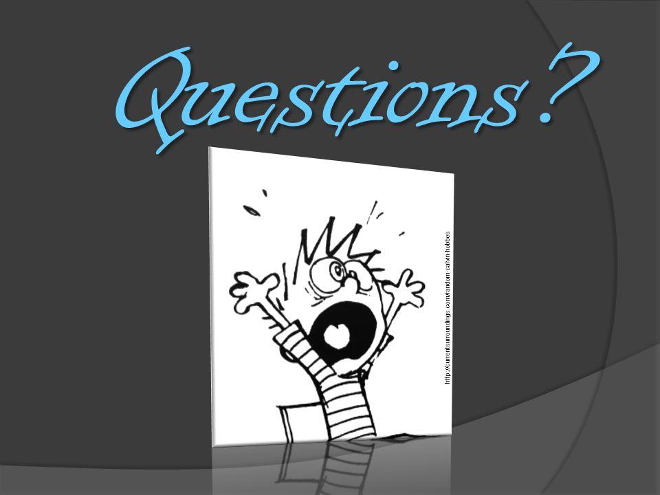 Questions http://currentsurroundings.com/random-calvin-hobbes