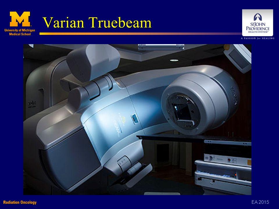 EA 2015 Varian Truebeam