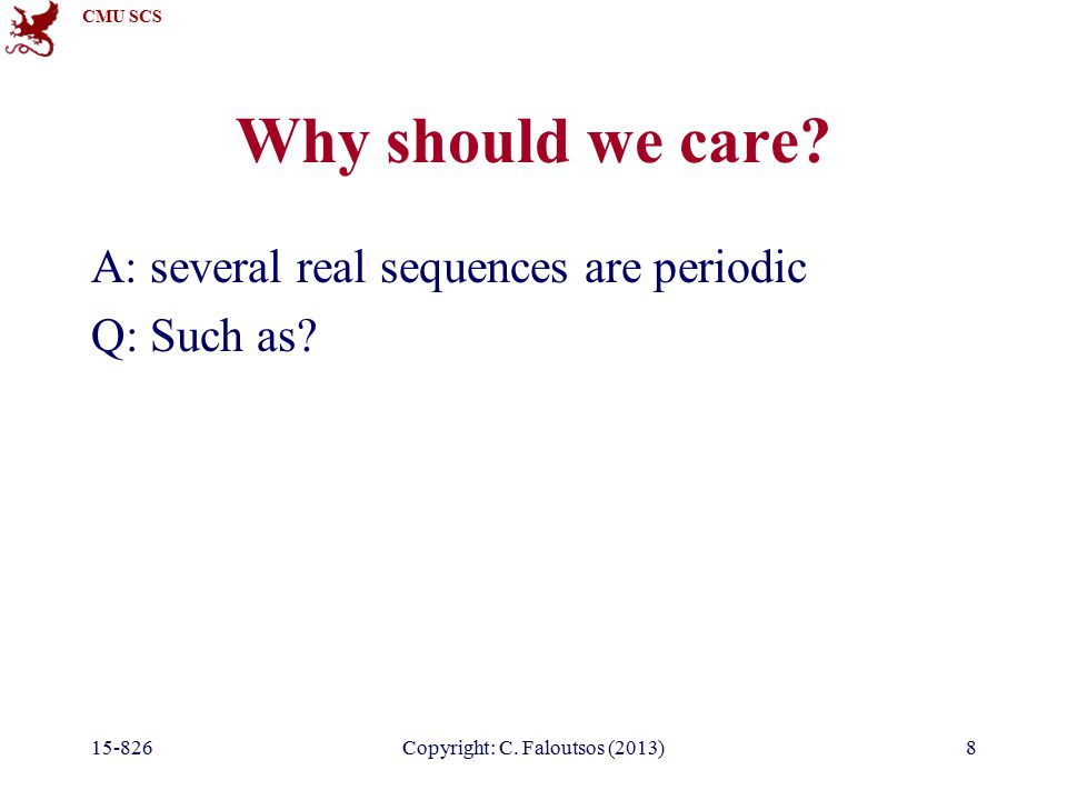 CMU SCS 15-826Copyright: C.Faloutsos (2013)119 Wavelets - how do they look like.