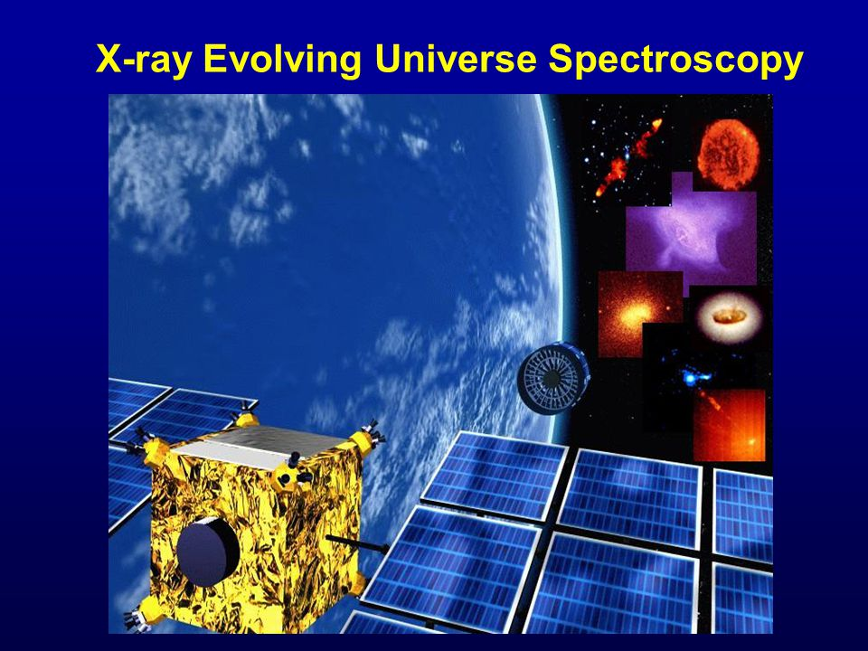 X-ray Evolving Universe Spectroscopy