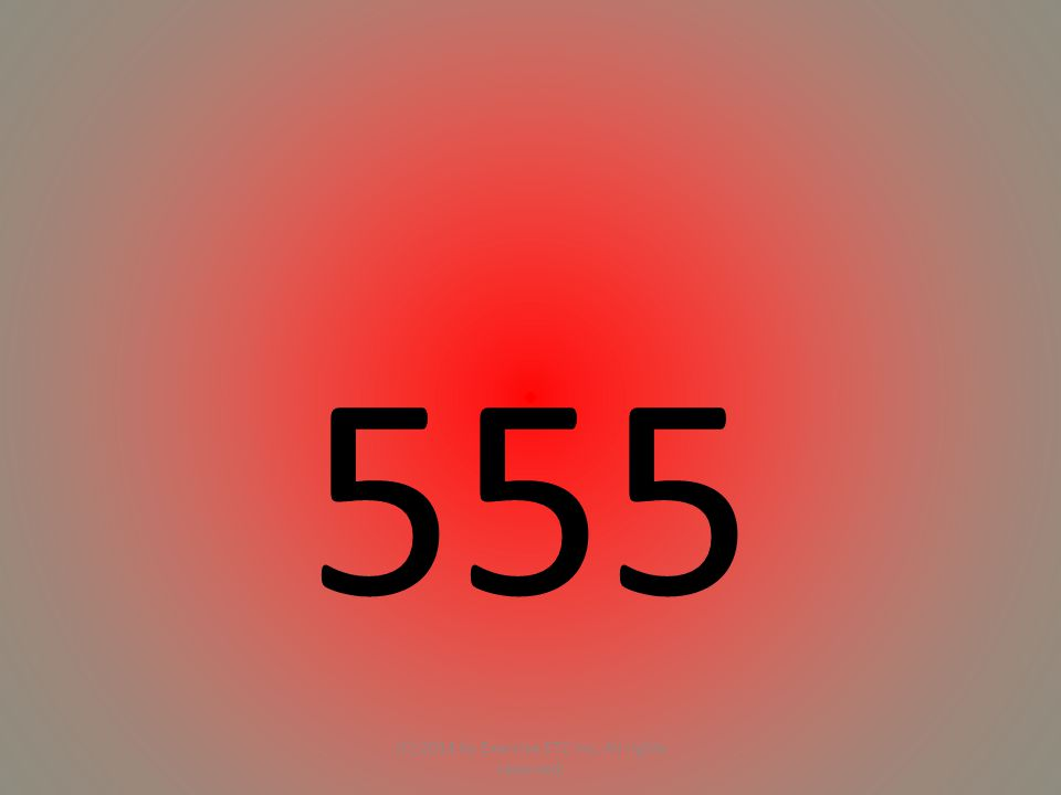 555 (C) 2014 by Exercise ETC Inc. All rights reserved.