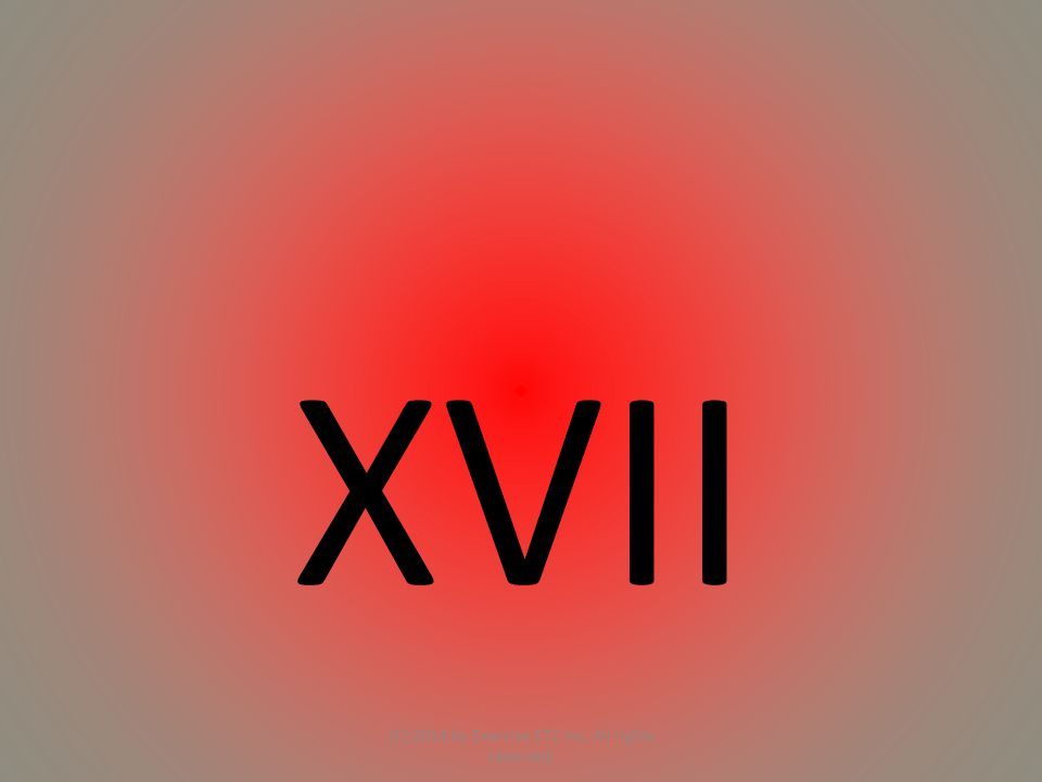 XVII (C) 2014 by Exercise ETC Inc. All rights reserved.