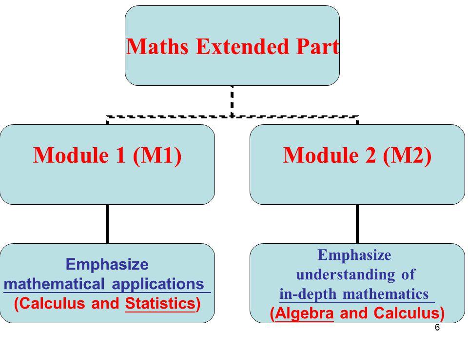 7 NSS Mathematics Topics
