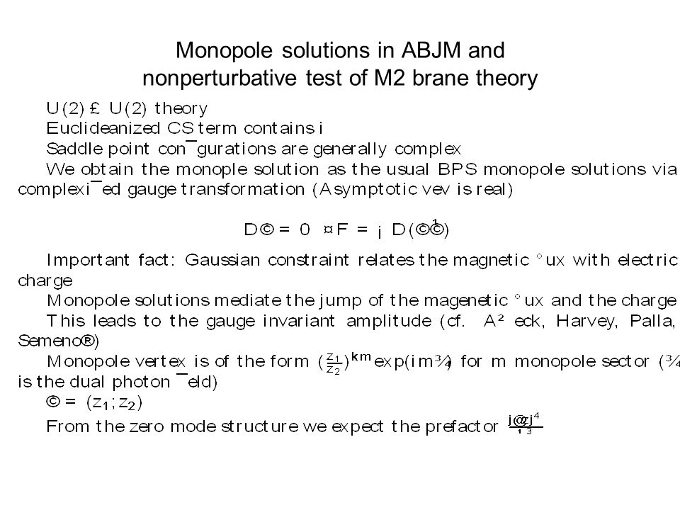 Monopole solutions in ABJM and nonperturbative test of M2 brane theory