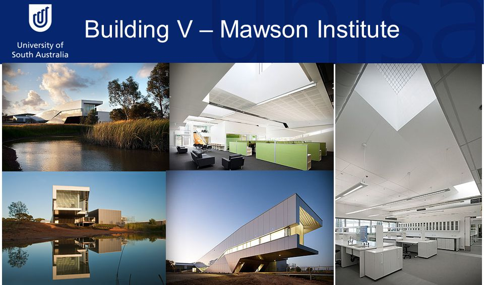 Building V – Mawson Institute