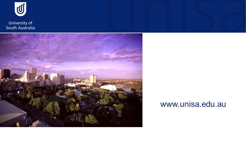 www.unisa.edu.au