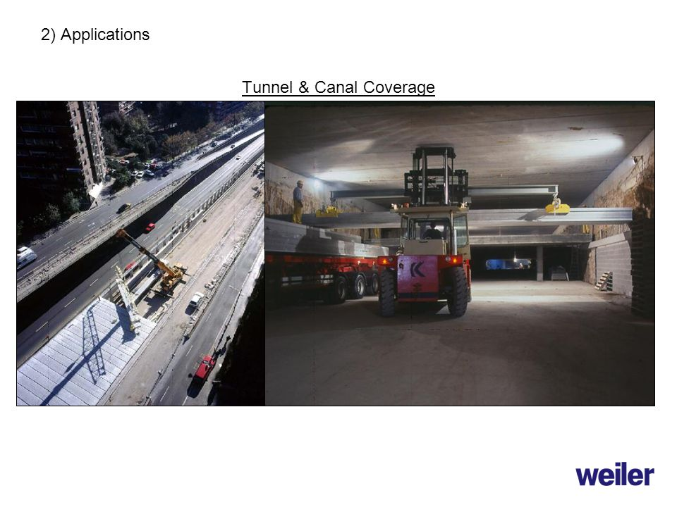 2) Applications Tunnel & Canal Coverage