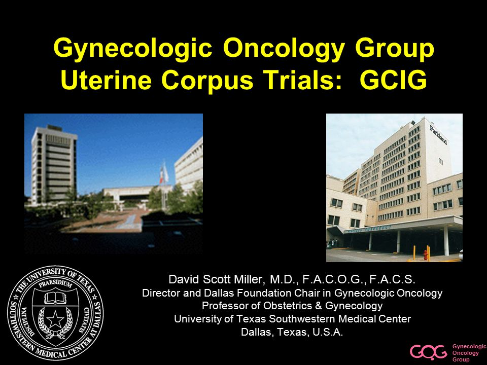 Gynecologic Oncology Group GOG0238 Objectives –PFS –Sites of recurrence –OS Stats –Phase II-III –Interim analysis > 60 failures –Opened Feb '08 –N = 164