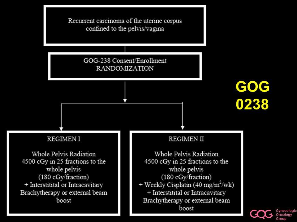 Gynecologic Oncology Group GOG 0238
